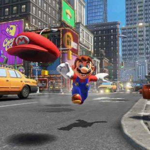 Super Mario Odyssey Release Date Announced