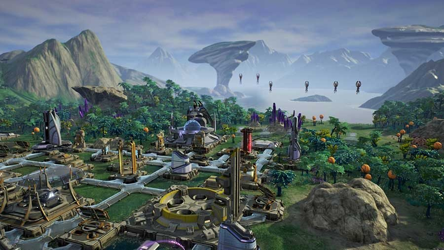 Aven Colony Review - City Building In The Stars