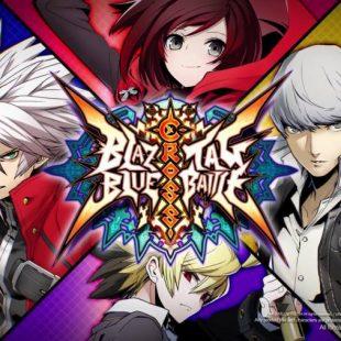 BlazBlue Cross Tag Battle Announced