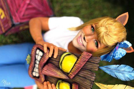 Cosplay Wednesday – Crash Bandicoot's Coco Bandicoot