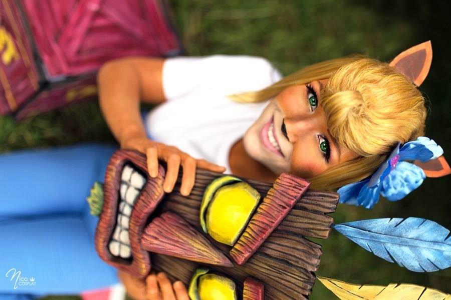 Crash Bandicoot Coco Cosplay - Gamers Heroes