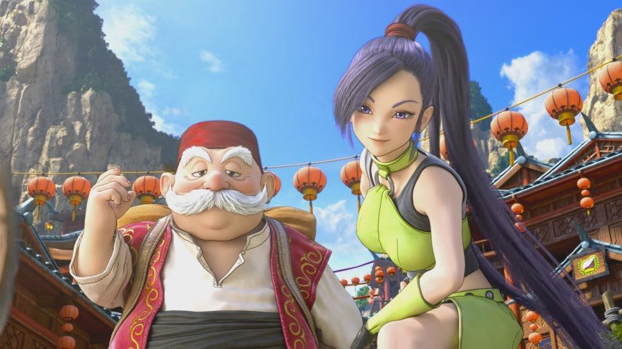 Dragon Quest XI - Gamers Heroes
