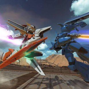 Release Date for Gundam Versus Revealed