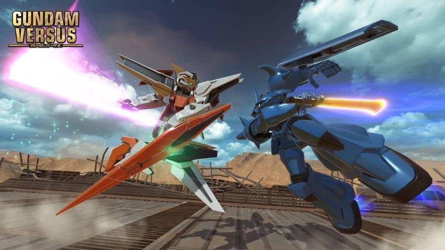 Gundam Versus - Gamers Heroes