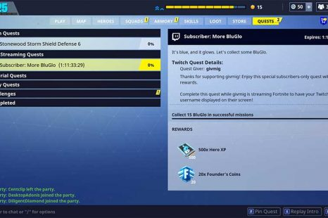 How To Get Twitch Quests In Fortnite