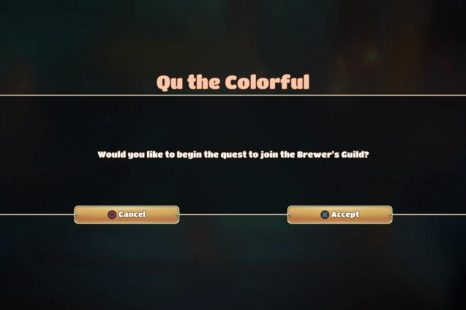 How To Join The Brewer's Guild In Yonder The Cloud Catcher Chronicles