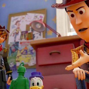Kingdom Hearts III Unveils Toy Story World