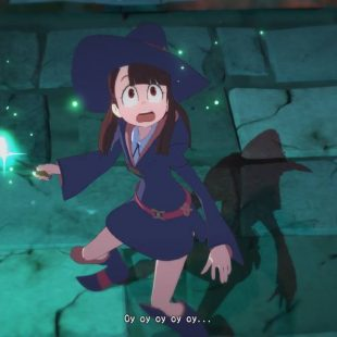 Little Witch Academia: Chamber of Time Coming Stateside