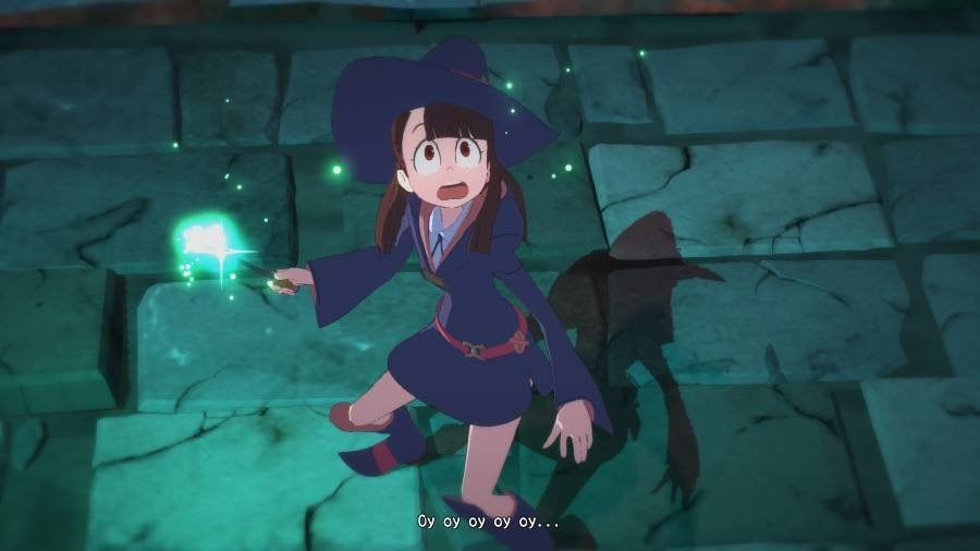 Little Witch Academia Chamber of Time - Gamers Heroes