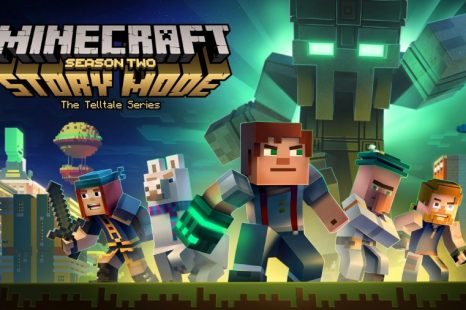 Minecraft: Story Mode Season Two Episode One Review