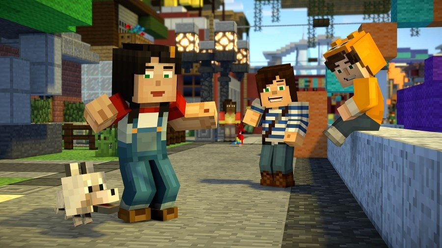 Minecraft Story Mode - Gamers Heroes