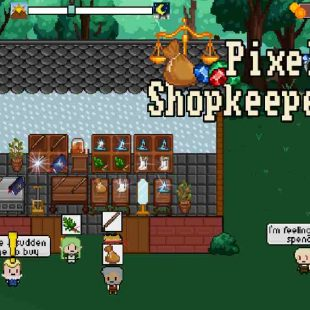 Pixel Shopkeeper Review – Climbing Out Of Debt