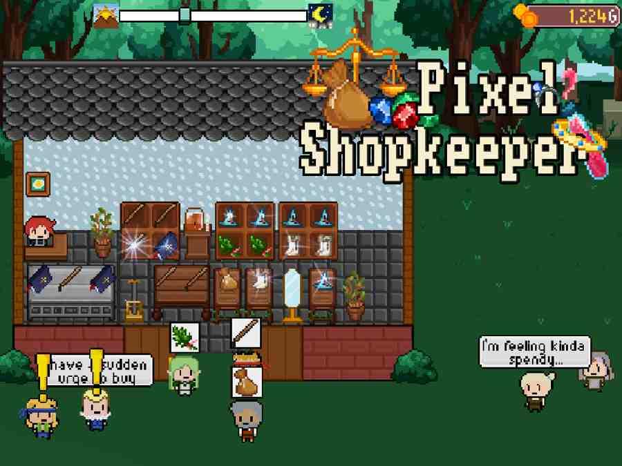 Pixel Shopkeeper Review