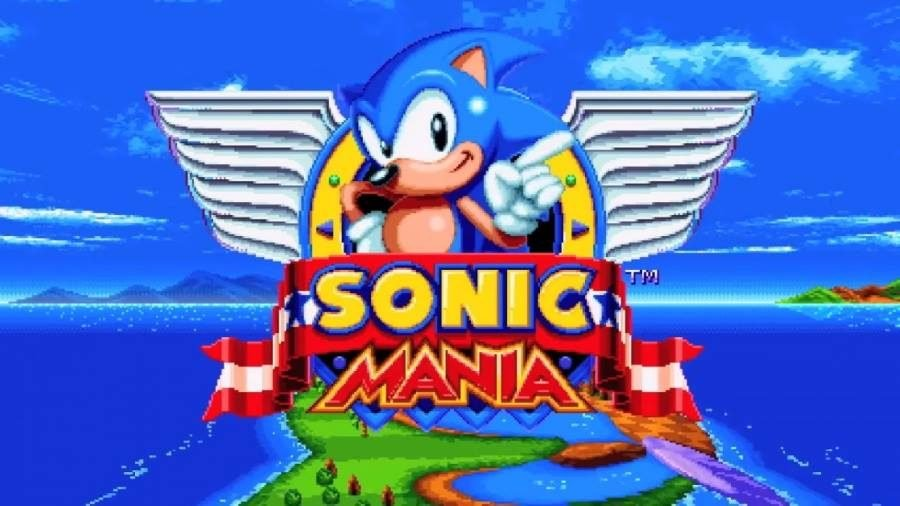 Sonic Mania - Gamers Heroes