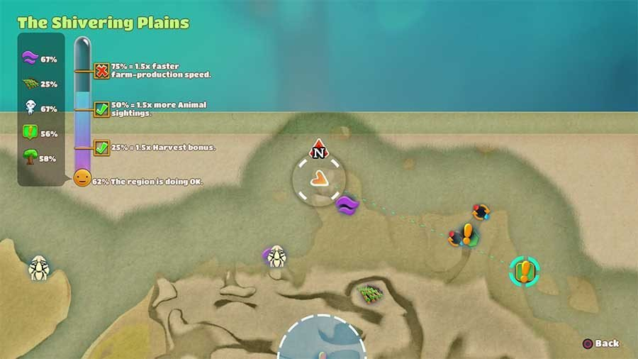 Yonder The Cloud Catcher Chronicles Sprite Location Guide - Us map sprite 2 file