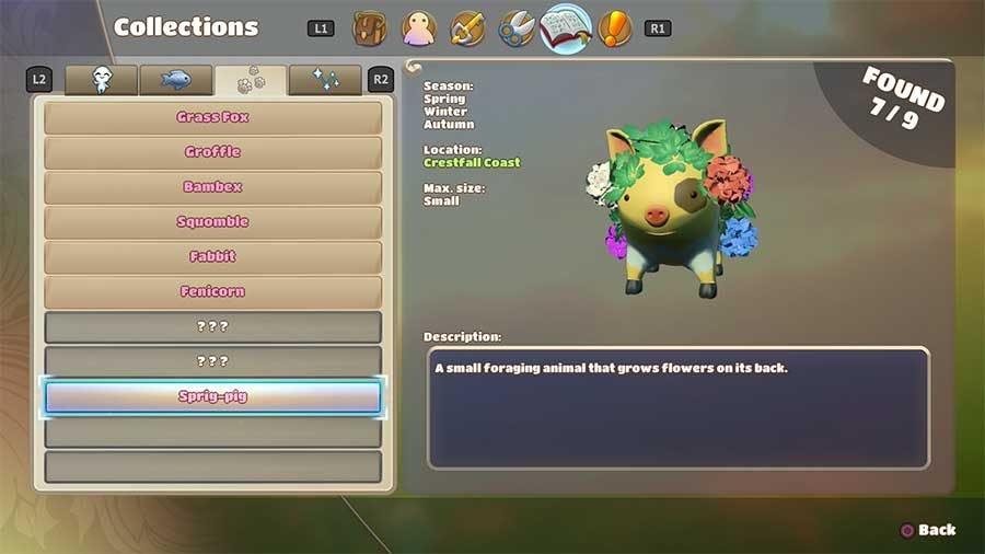 Sprig-Pig
