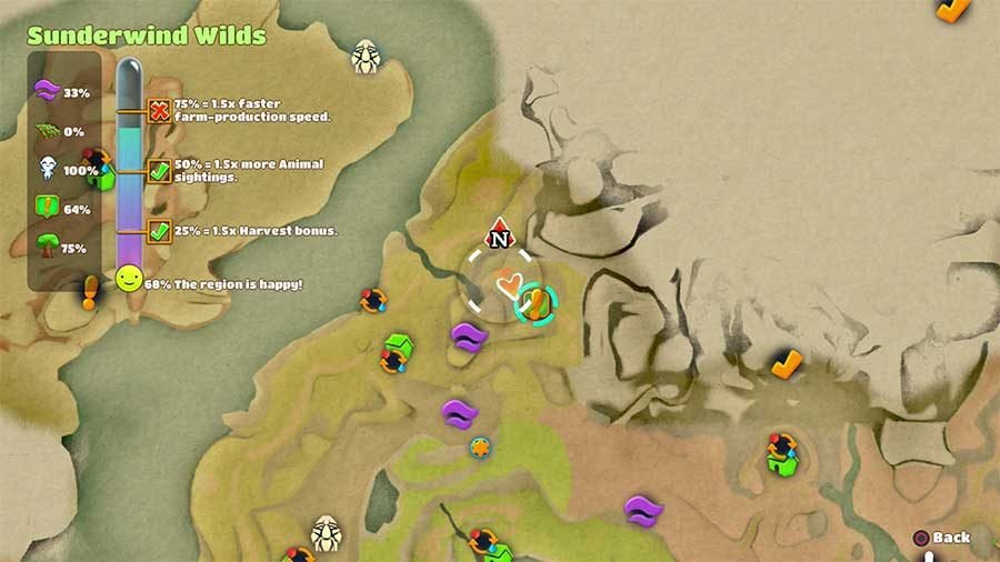 Sunderwinds Wilds Cat Location 2