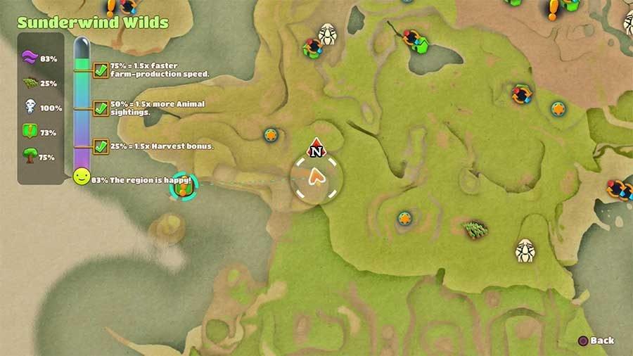Sunderwinds Wilds Cat Location 3