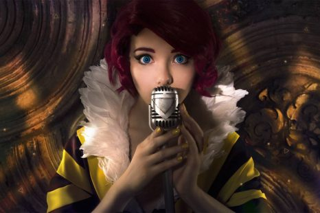 Cosplay Wednesday – Transistor's Red