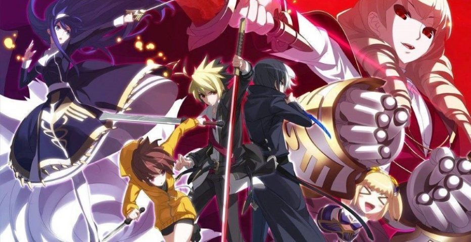 UNDER NIGHT IN-BIRTH Exe:Late[st] Review
