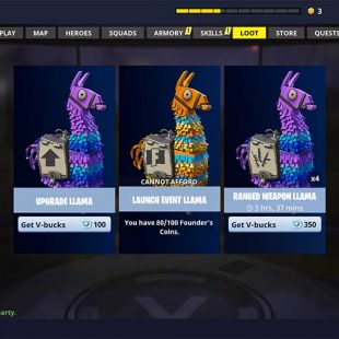 What Are Founders Coins For In Fortnite