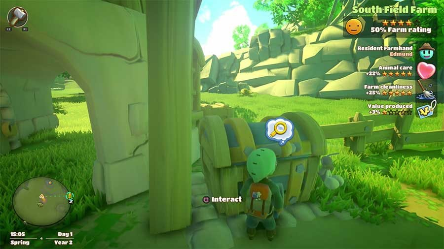 Yonder The Cloud Catcher Chronicles Farm Rating Guide