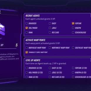 Agents Of Mayhem Agency Guide – How To Level Up & Unlocks