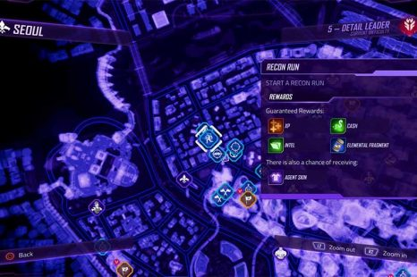 Agents Of Mayhem Agent Skin Guide