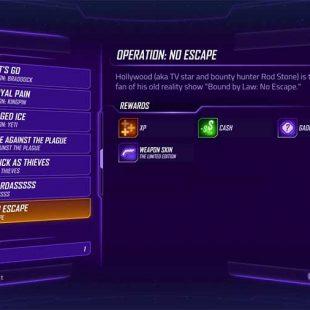Agents Of Mayhem Weapons Skin Unlock Guide