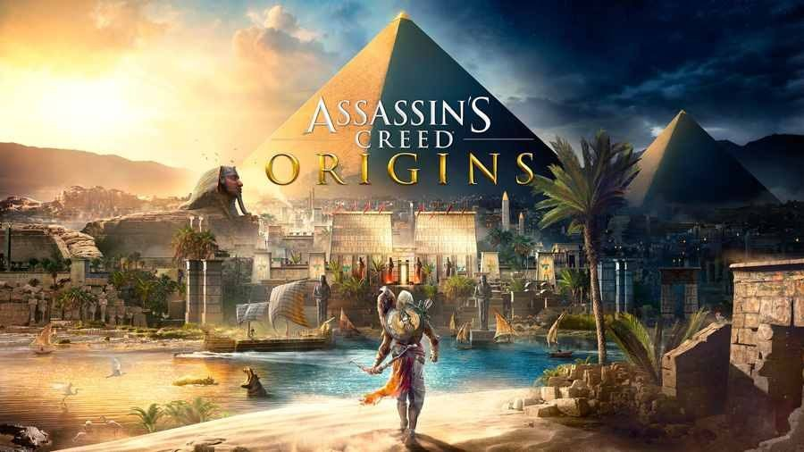 Assassins Creed Origins Gets Gamescom 2017 Trailer