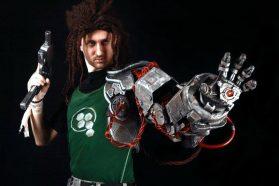 Cosplay Wednesday – Bionic Commando's Nathan Spencer
