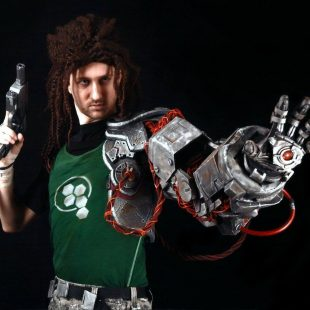 Cosplay Wednesday – Bionic Commando's Nathan Spencer