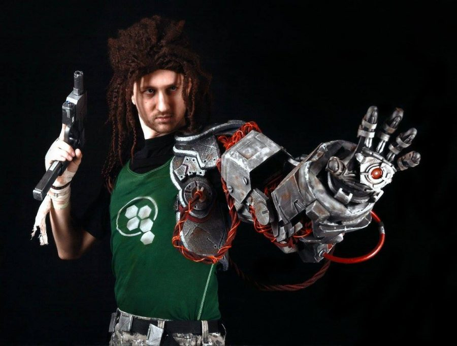 Bionic Commando Nathan Spencer Cosplay - Gamers Heroes
