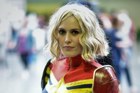 Cosplay Wednesday – Marvel's Captain Marvel