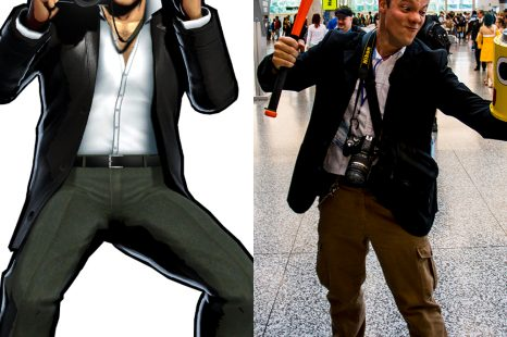 Cosplay Wednesday – Dead Rising's Frank West