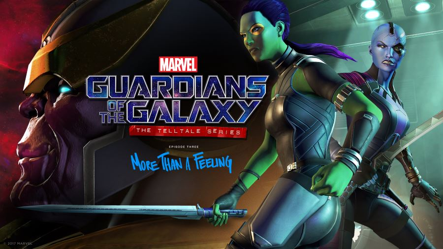 Guardians of the Galaxy Episode 3 - Gamers Heroes
