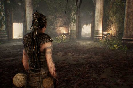 Hellblade: Senua's Sacrifice Choosing The Red Or Yellow Gate