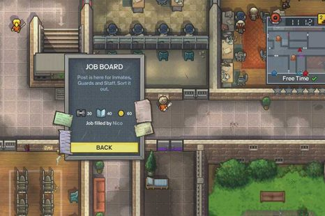 How To Get Someone Fired In The Escapists 2
