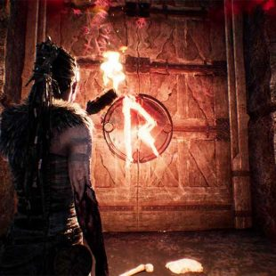 How To Open The 10th Rune Gate (R) In Hellblade Senua's Sacrifice