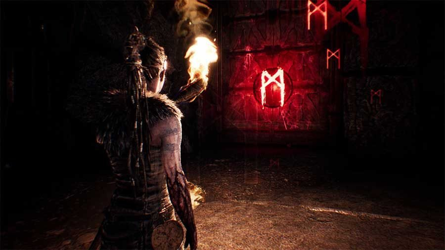 How To Open The 11th Rune Gate (M) In Hellblade Senua's Sacrifice