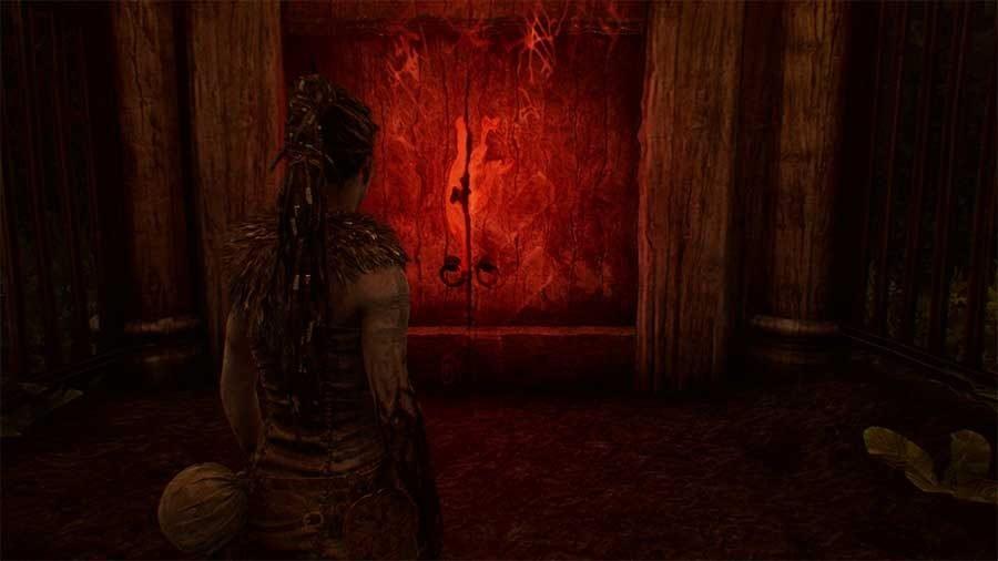 How To Open The 6th Rune Gate (F) In Hellblade Senua's Sacrifice