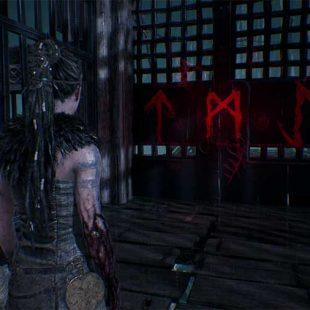 How To Open The 7th Rune Gate (Arrow, M, J) In Hellblade Senua's Sacrifice