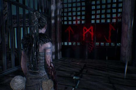 How To Open The 7th Rune Gate (Arrow, M, J) In Hellblade Senua's Sacrifice