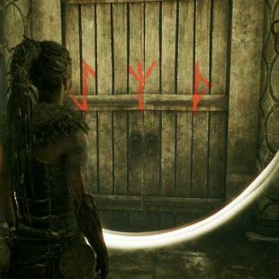 How To Open The 8th Rune Gate (J Y D) In Hellblade Senua's Sacrifice