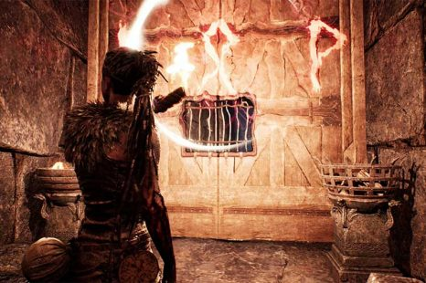 How To Open The 9th Rune Gate (D Fish P) In Hellblade Senua's Sacrifice