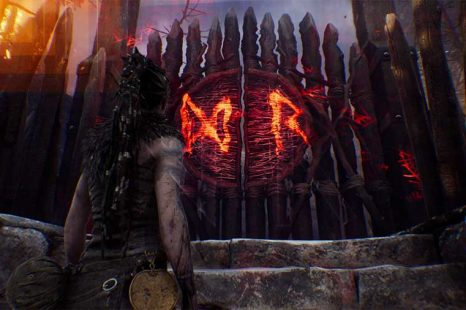 How To Open The R Infinity Rune Gate In Hellblade: Senua's Sacrifice
