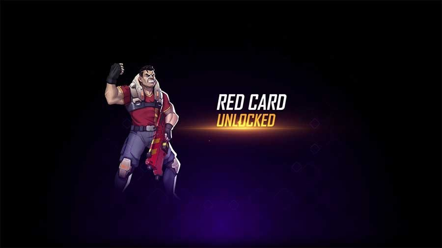 How To Unlock Red Card