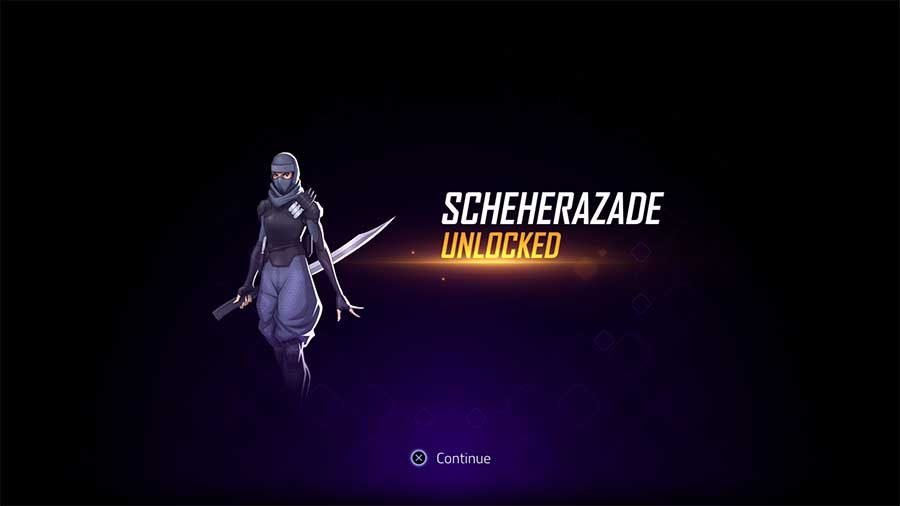 How To Unlock Scheherazade