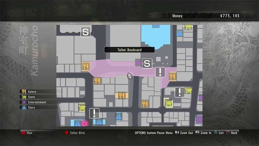Locker Key D1 Location