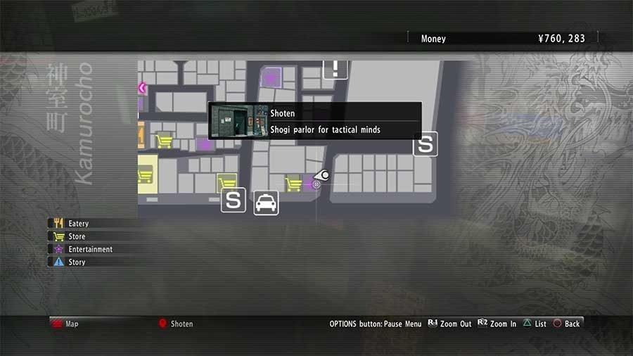 Locker Key D5 Location